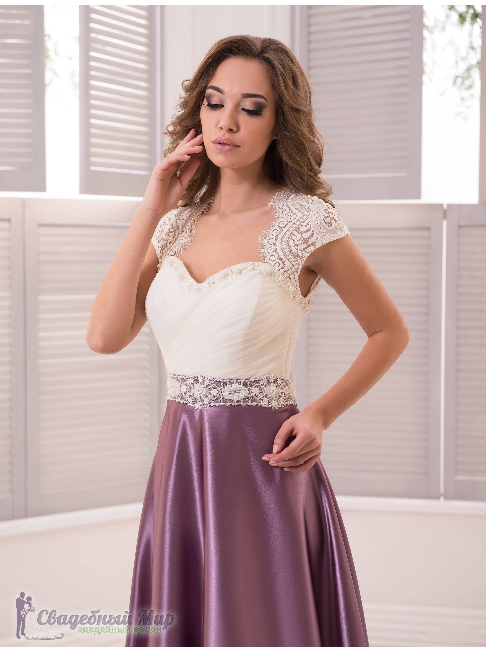 ced5a9487a8 Вечернее платье 16-511