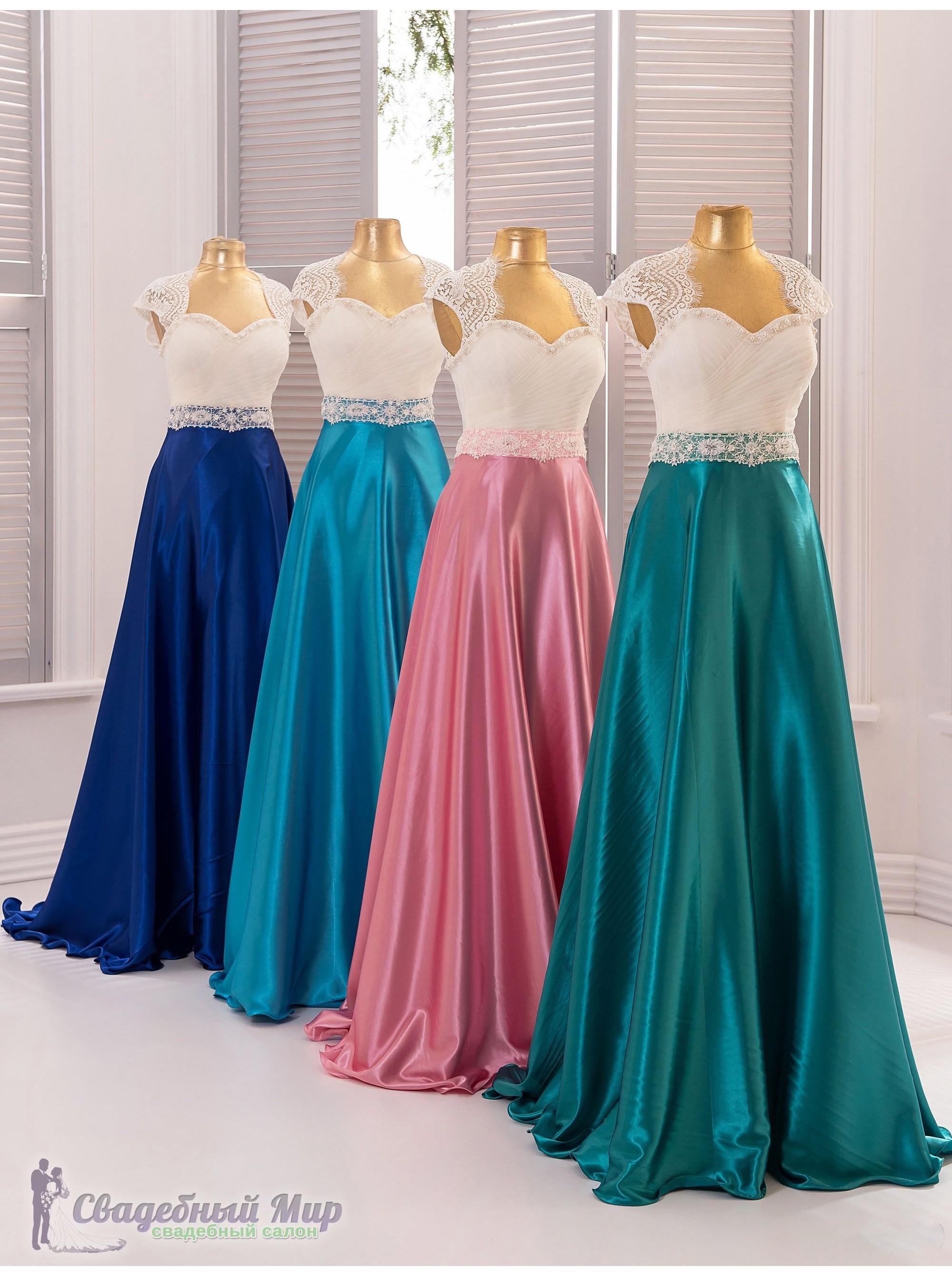 b55efdaca39 ... Вечернее платье 16-511