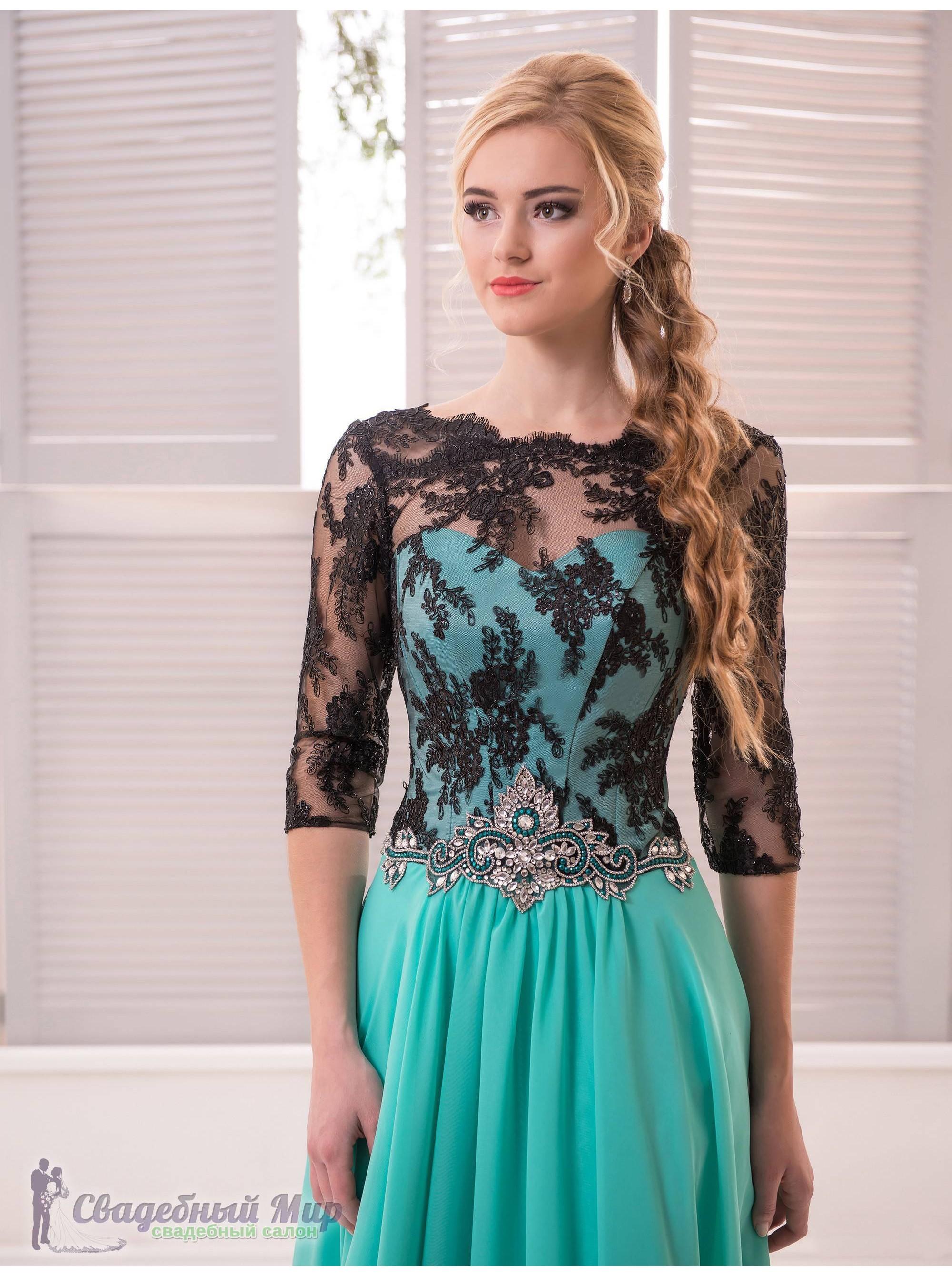 2fa1818d972 Вечернее платье 16-524