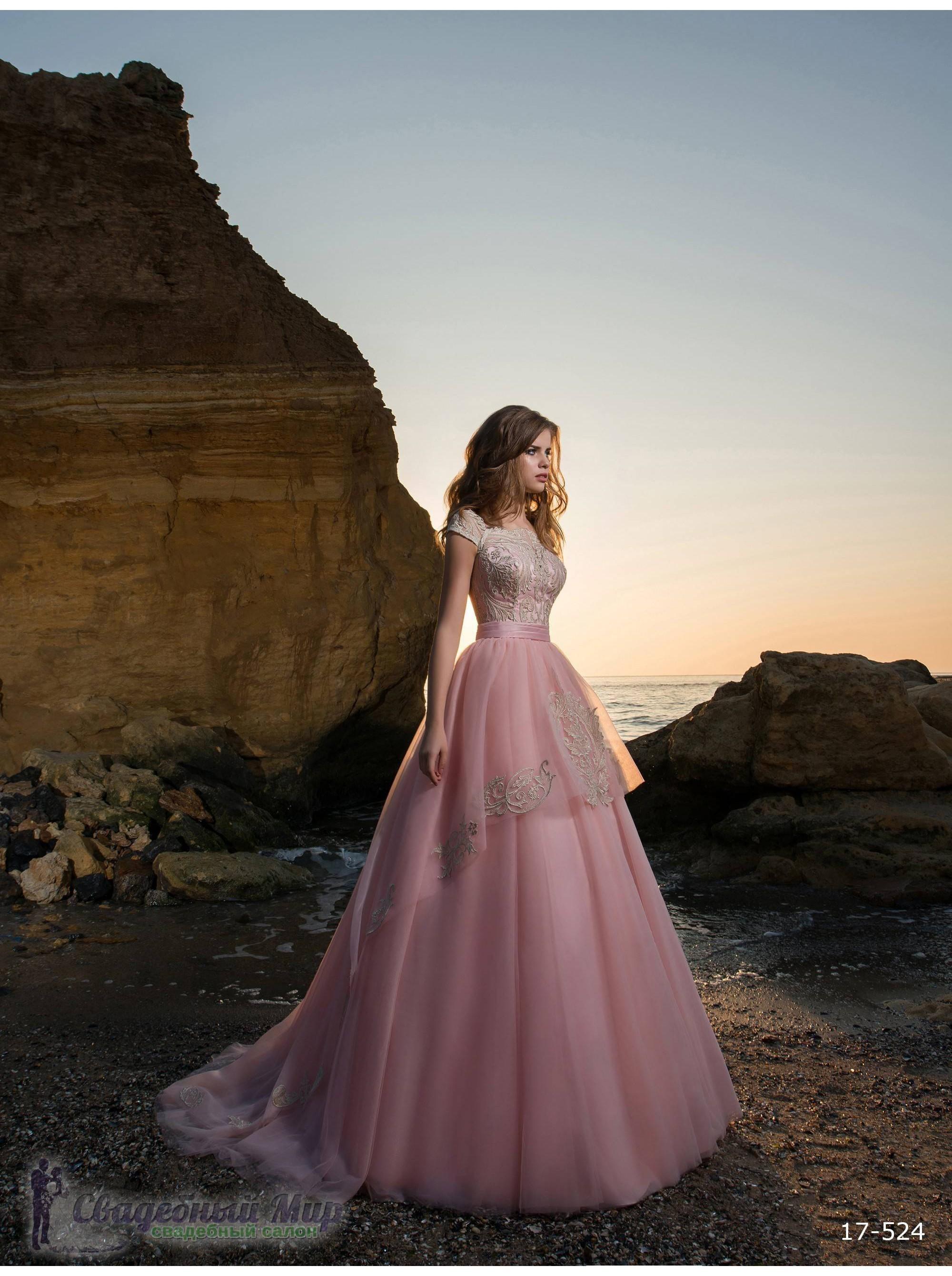 Вечернее платье 17-524