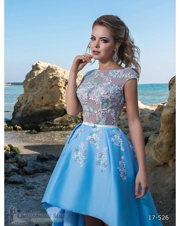 Вечернее платье 17-526
