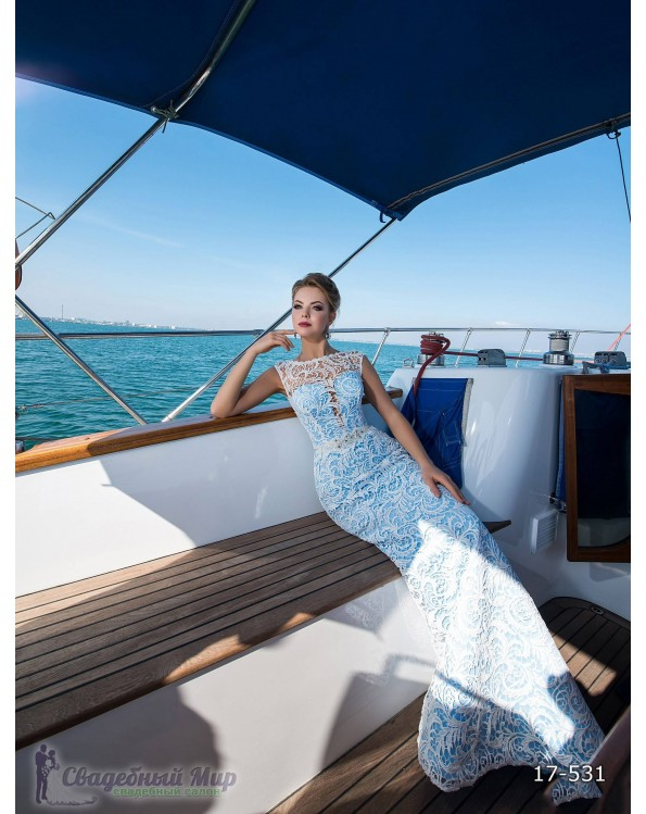 Вечернее платье 17-531
