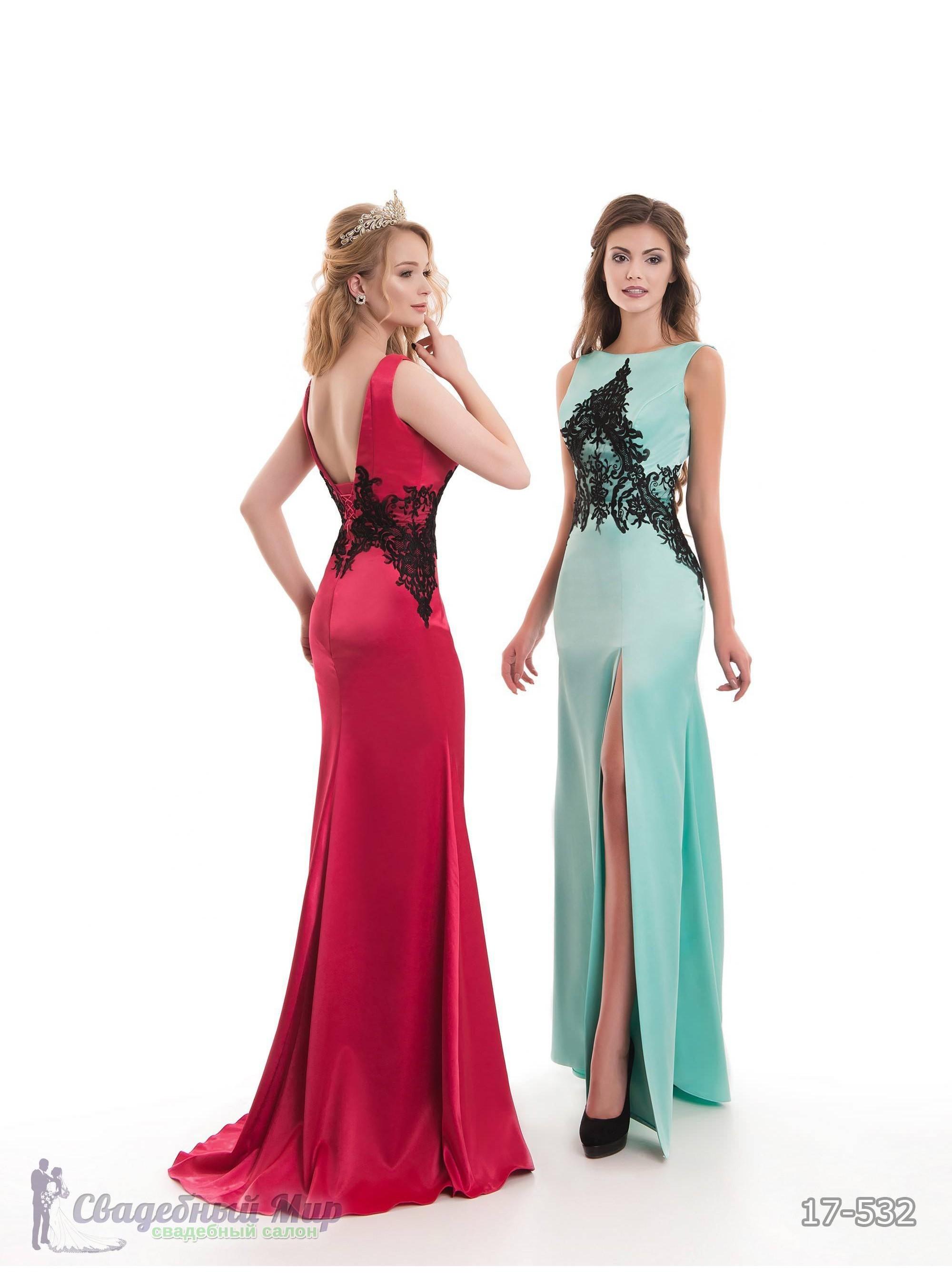 Вечернее платье 17-532