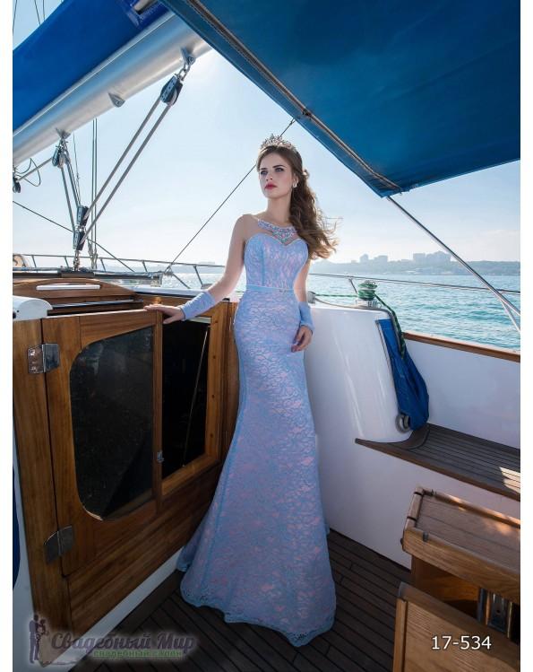 Вечернее платье 17-534