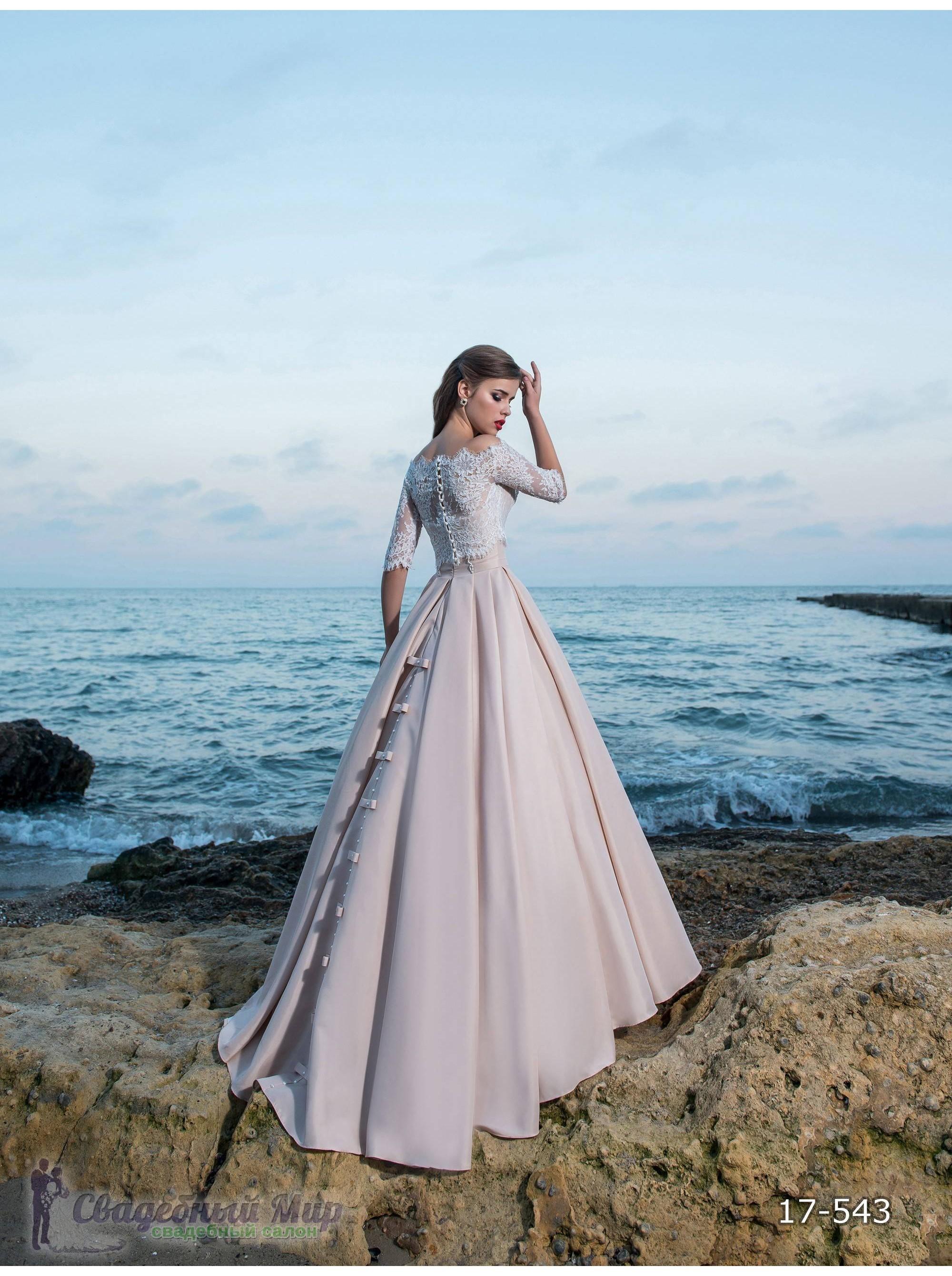 Вечернее платье 17-543