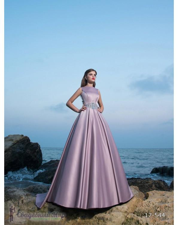 Вечернее платье 17-544