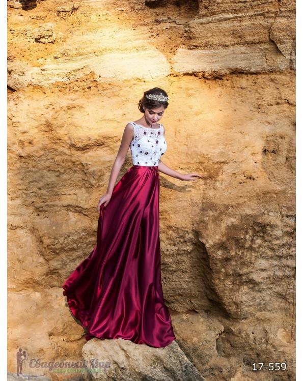 Вечернее платье 17-559