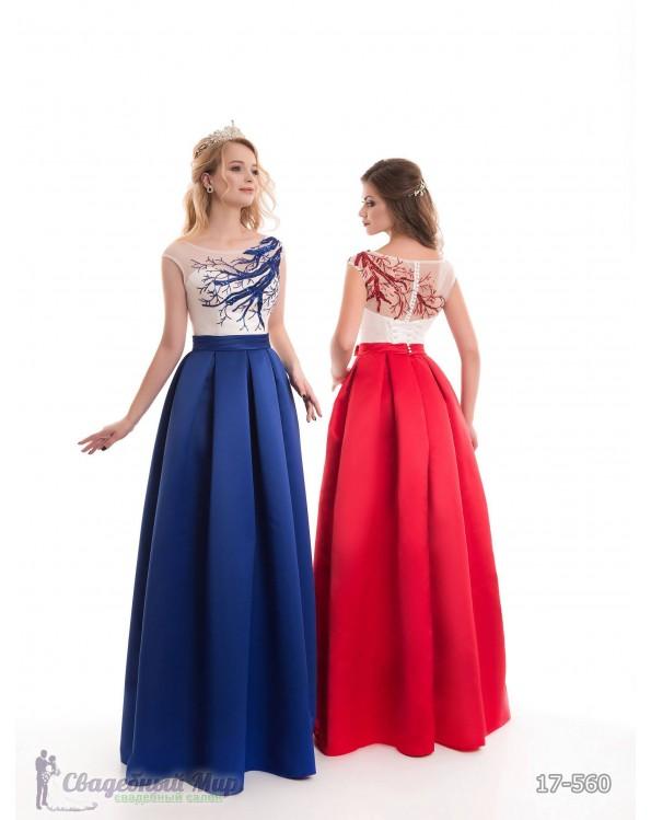 Вечернее платье 17-560