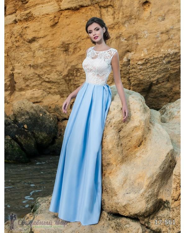 Вечернее платье 17-561