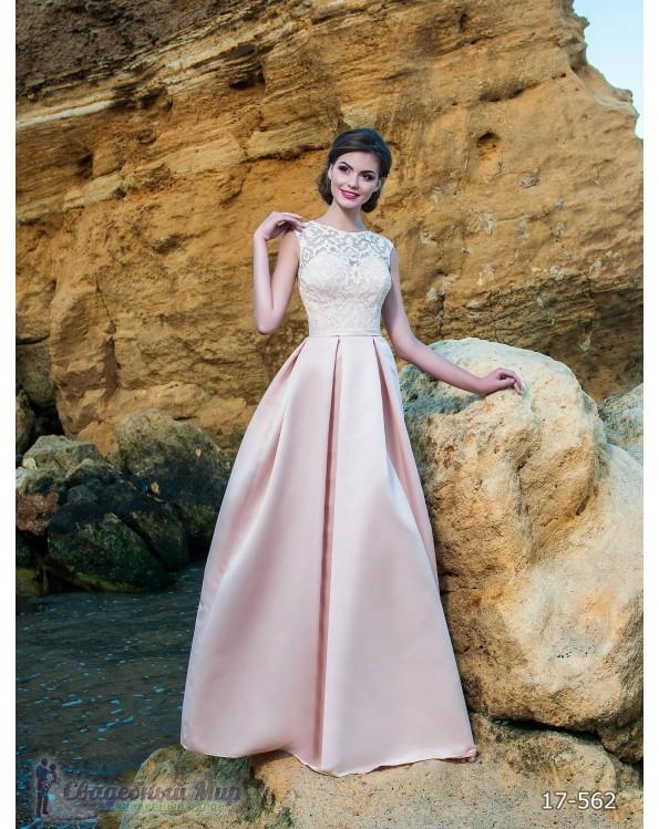 Вечернее платье 17-562