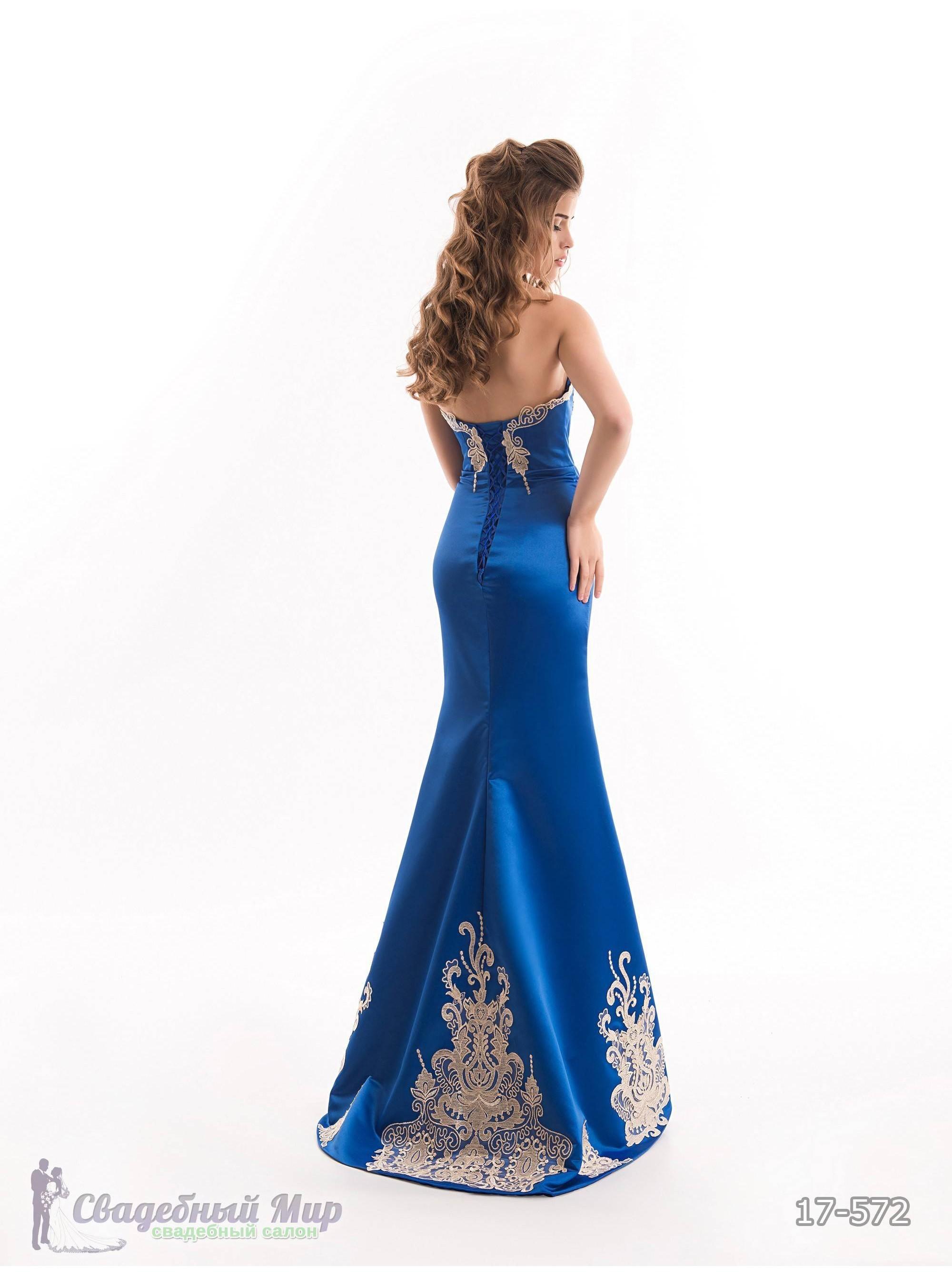 Вечернее платье 17-572