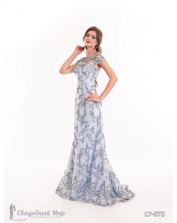 Вечернее платье 17-573