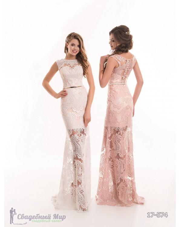 Вечернее платье 17-574