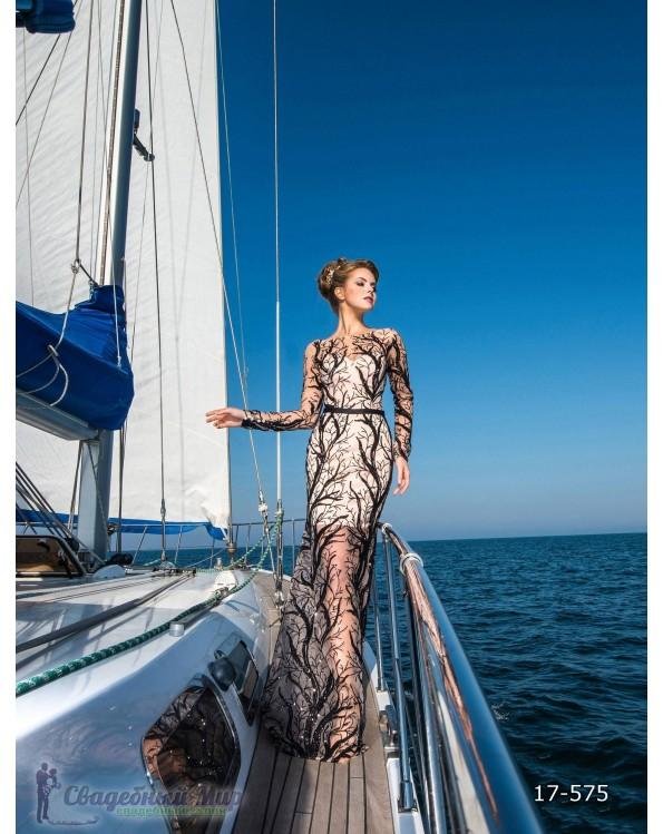Вечернее платье 17-575