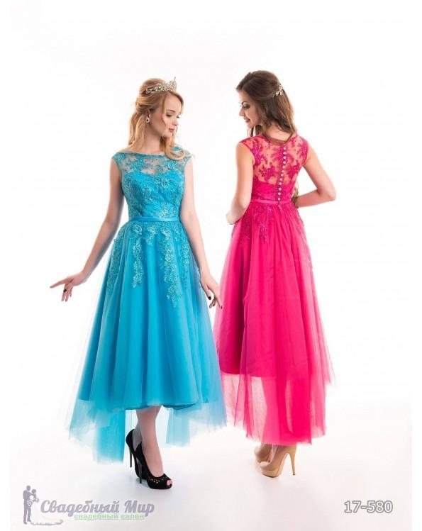Вечернее платье 17-580