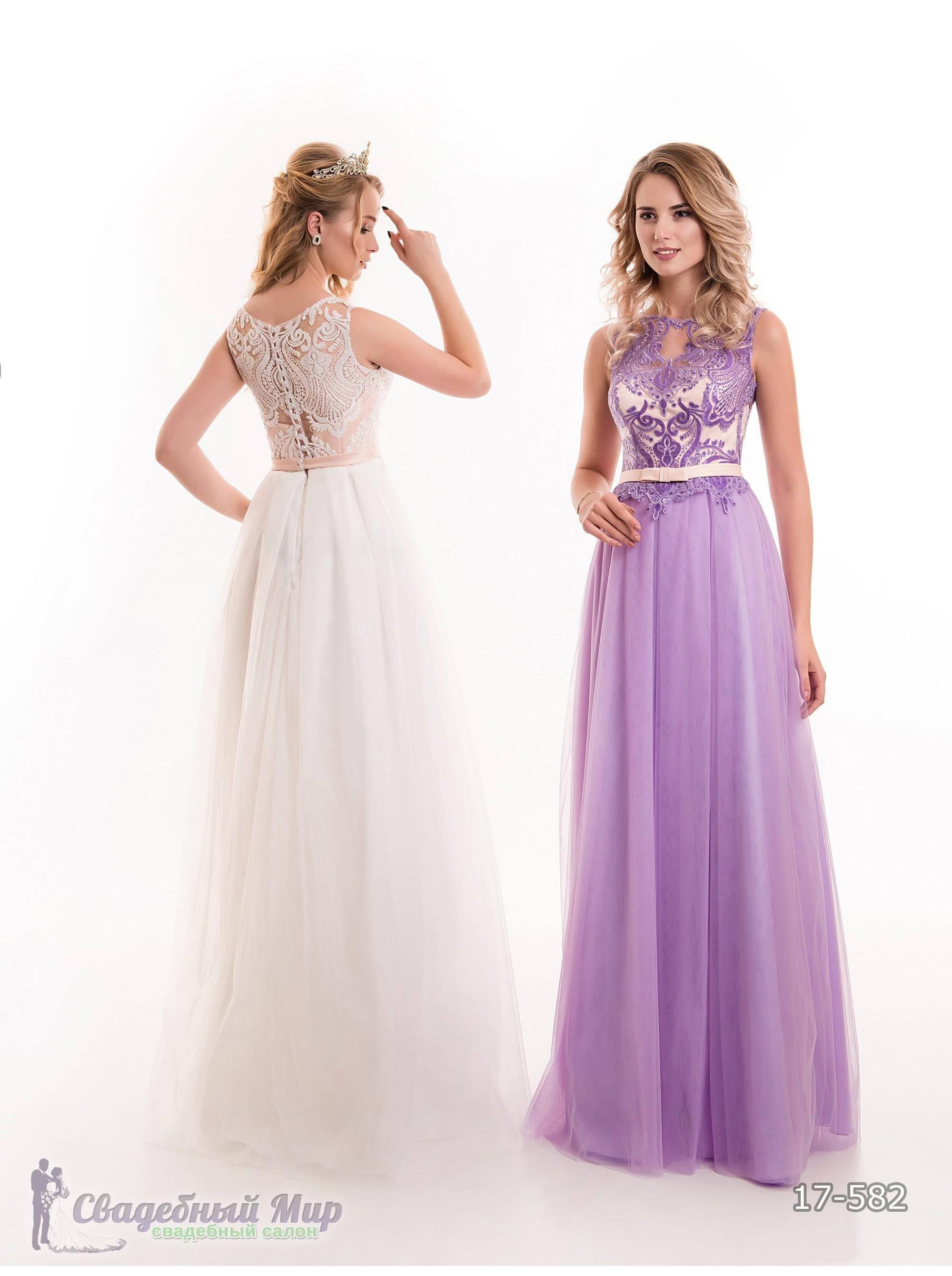 Вечернее платье 17-582