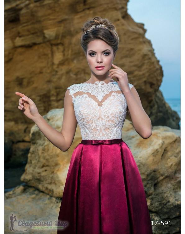 Вечернее платье 17-591