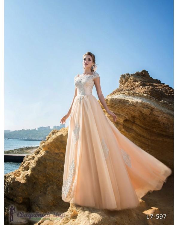 Вечернее платье 17-597