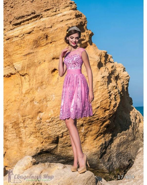 Вечернее платье 17-604