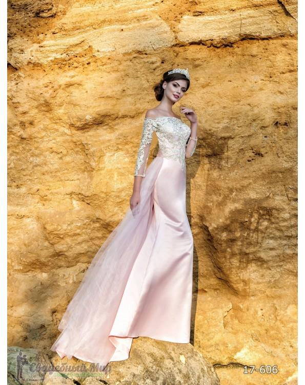 Вечернее платье 17-606
