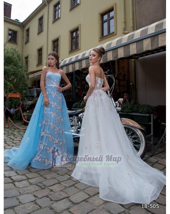 Вечернее платье 18-505