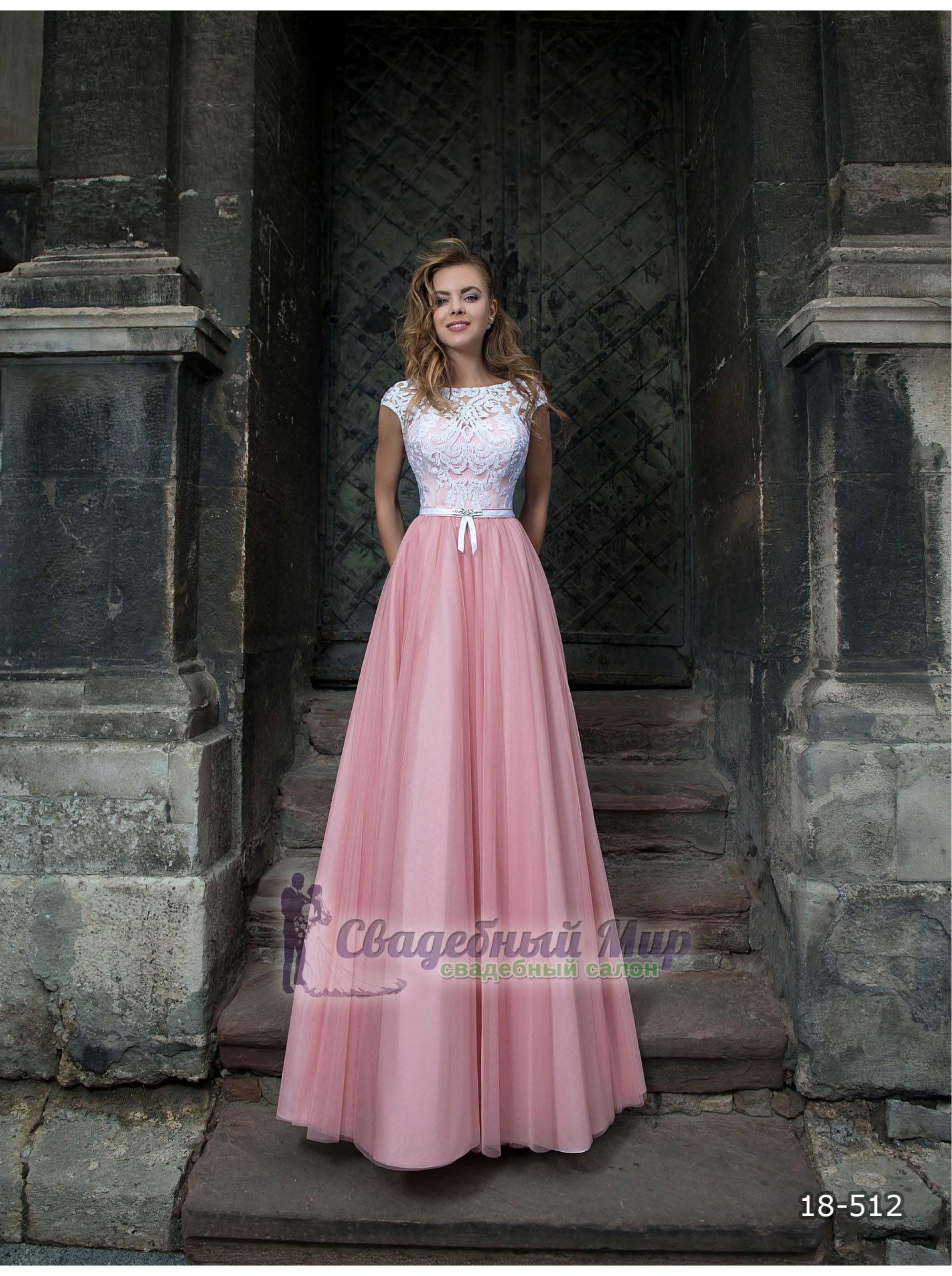Вечернее платье 18-512