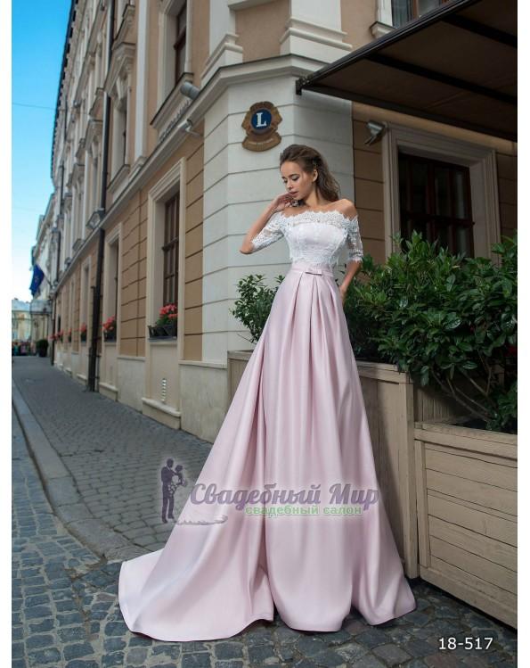 Вечернее платье 18-517