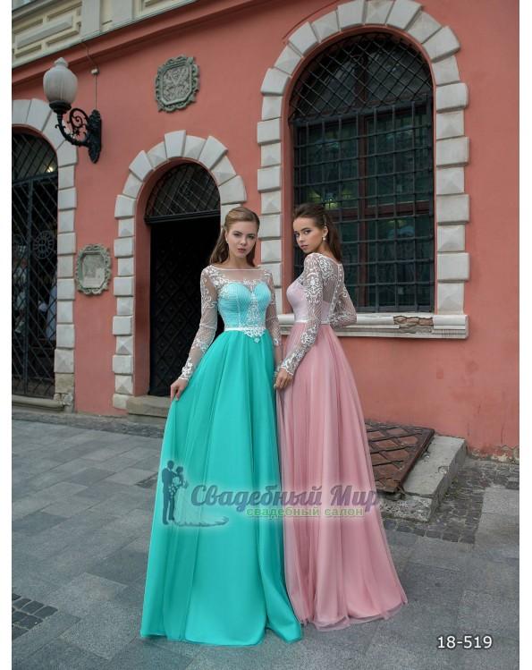 Вечернее платье 18-519