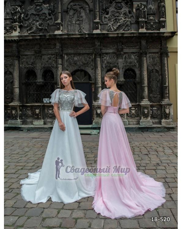 Вечернее платье 18-520