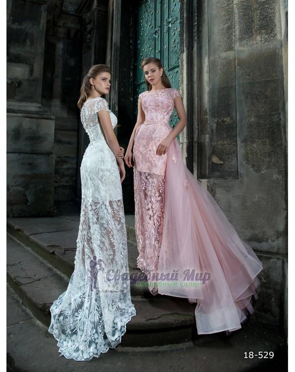 Вечернее платье 18-529
