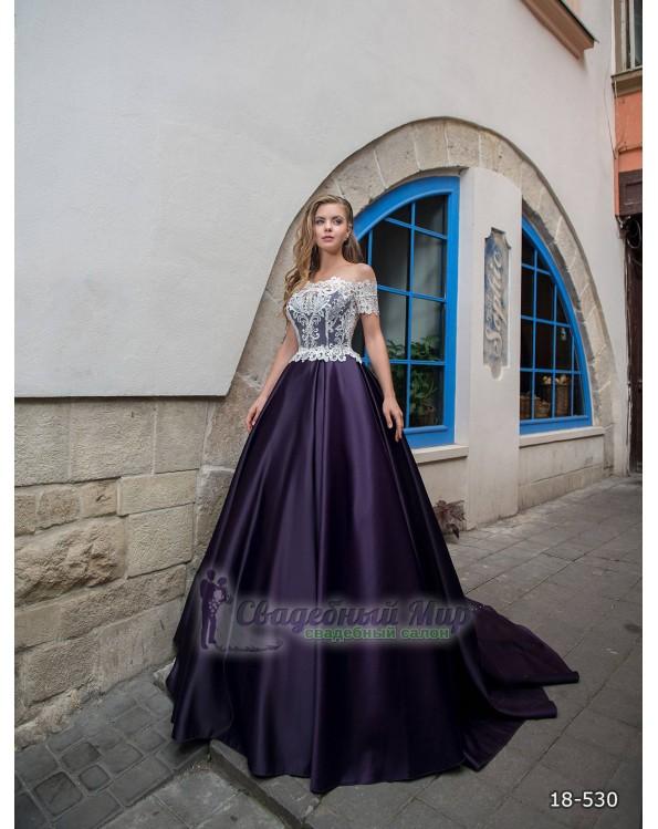 Вечернее платье 18-530