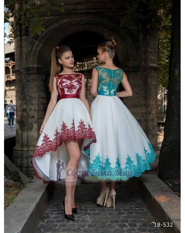 Вечернее платье 18-532