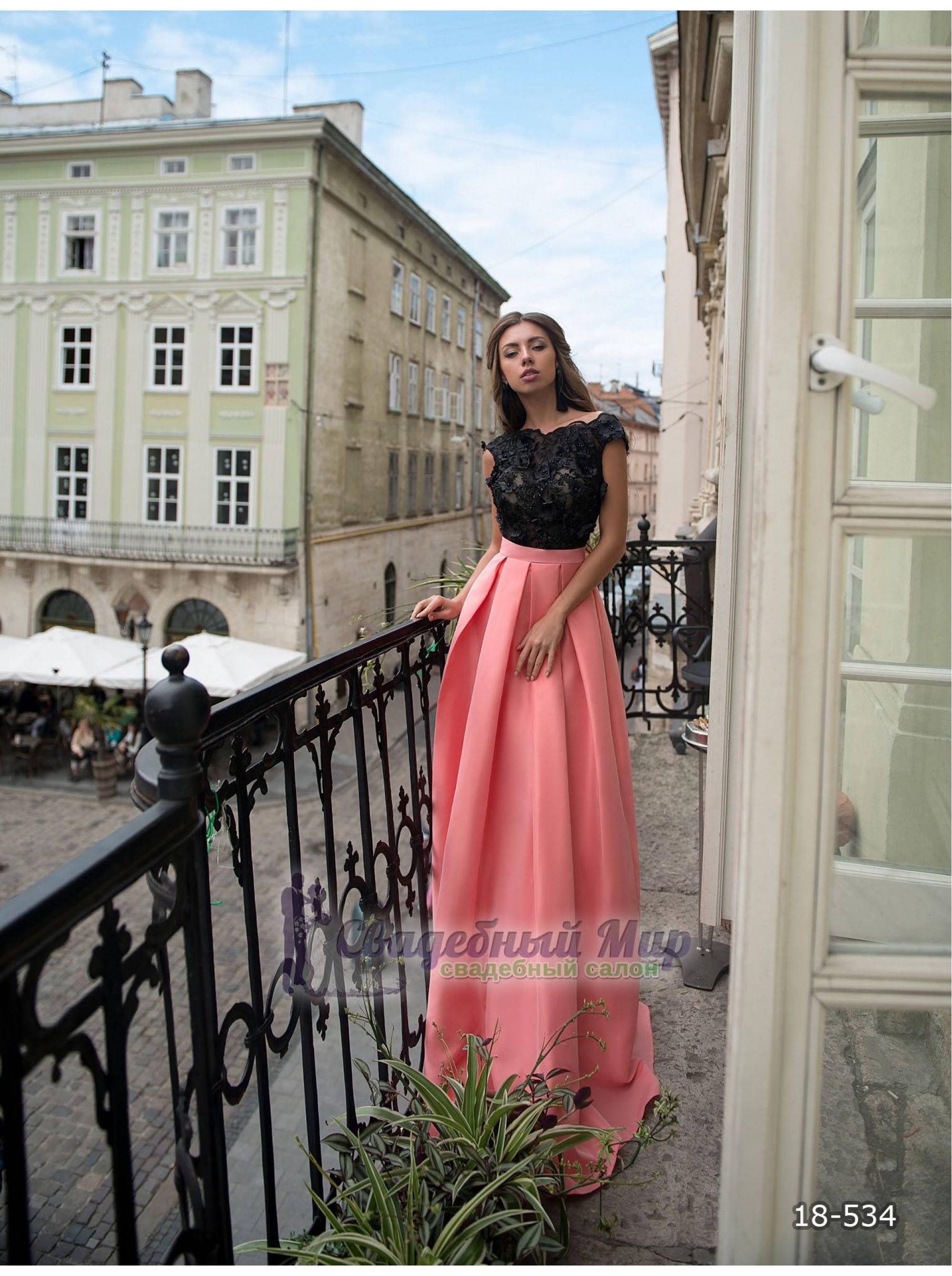 Вечернее платье 18-534
