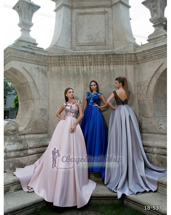 Вечернее платье 18-537