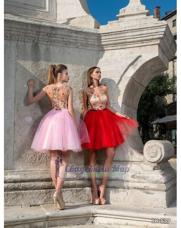 Вечернее платье 18-539