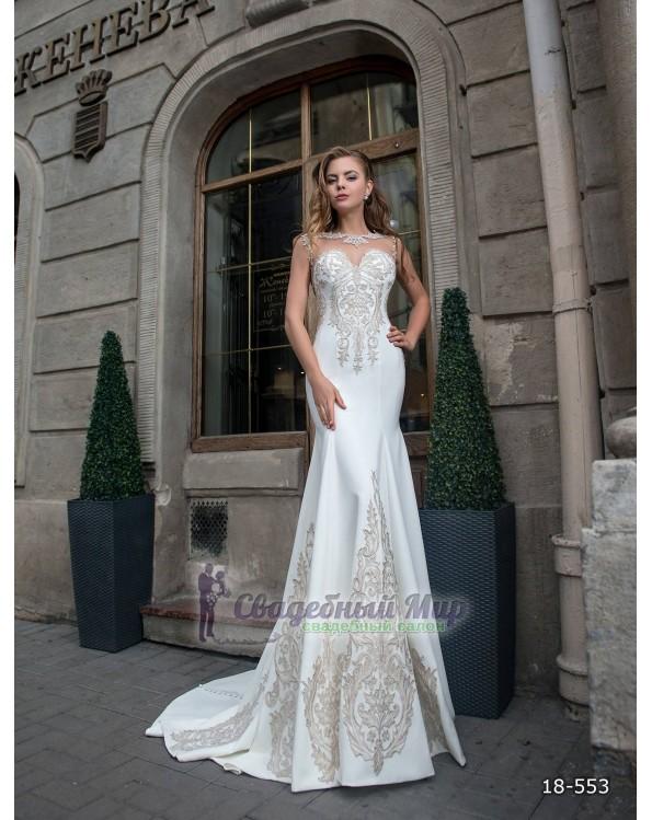 Вечернее платье 18-553