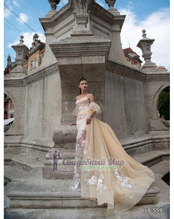 Вечернее платье 18-559