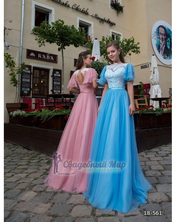Вечернее платье 18-561