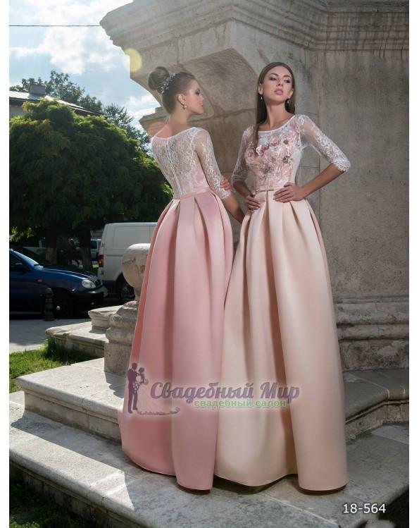 Вечернее платье 18-564