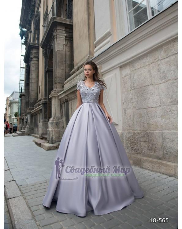 Вечернее платье 18-565