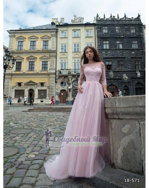 Вечернее платье 18-571