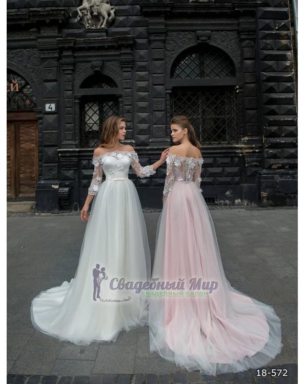 Вечернее платье 18-572