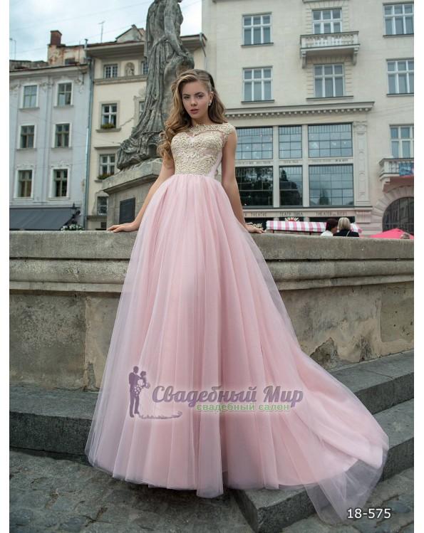 Вечернее платье 18-575