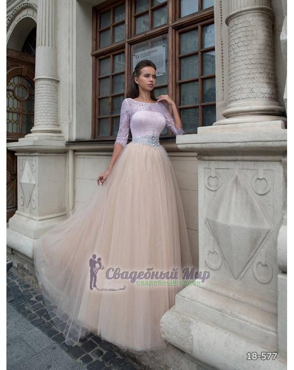 Вечернее платье 18-577