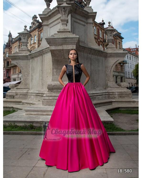 Вечернее платье 18-580