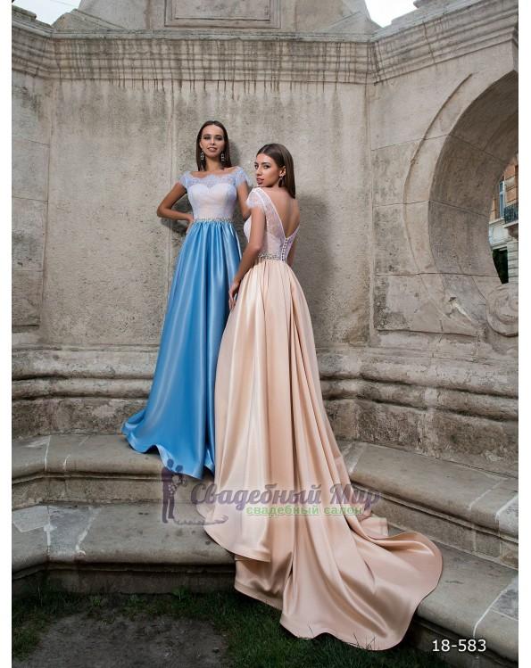 Вечернее платье 18-583