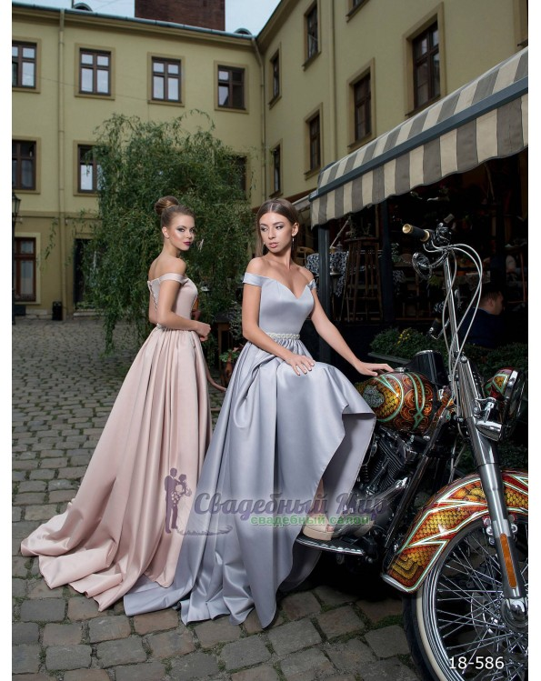 Вечернее платье 18-586