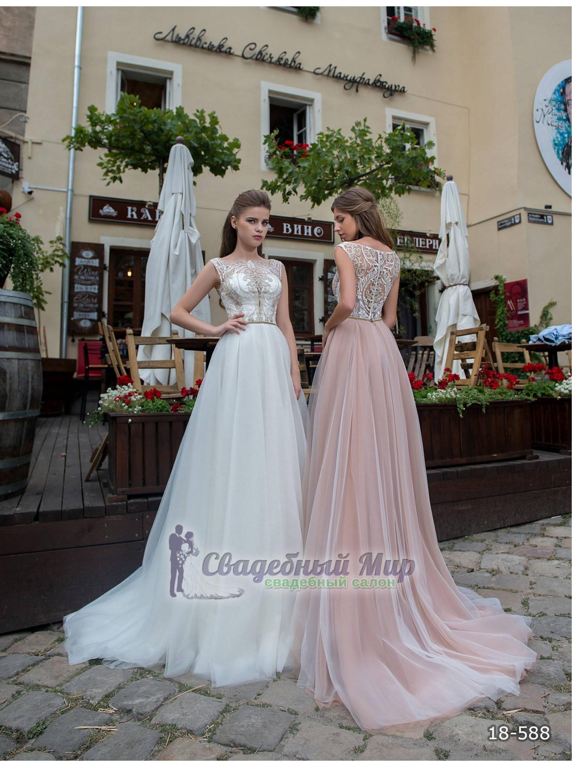 Вечернее платье 18-588