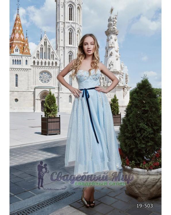 Вечернее платье 19-503