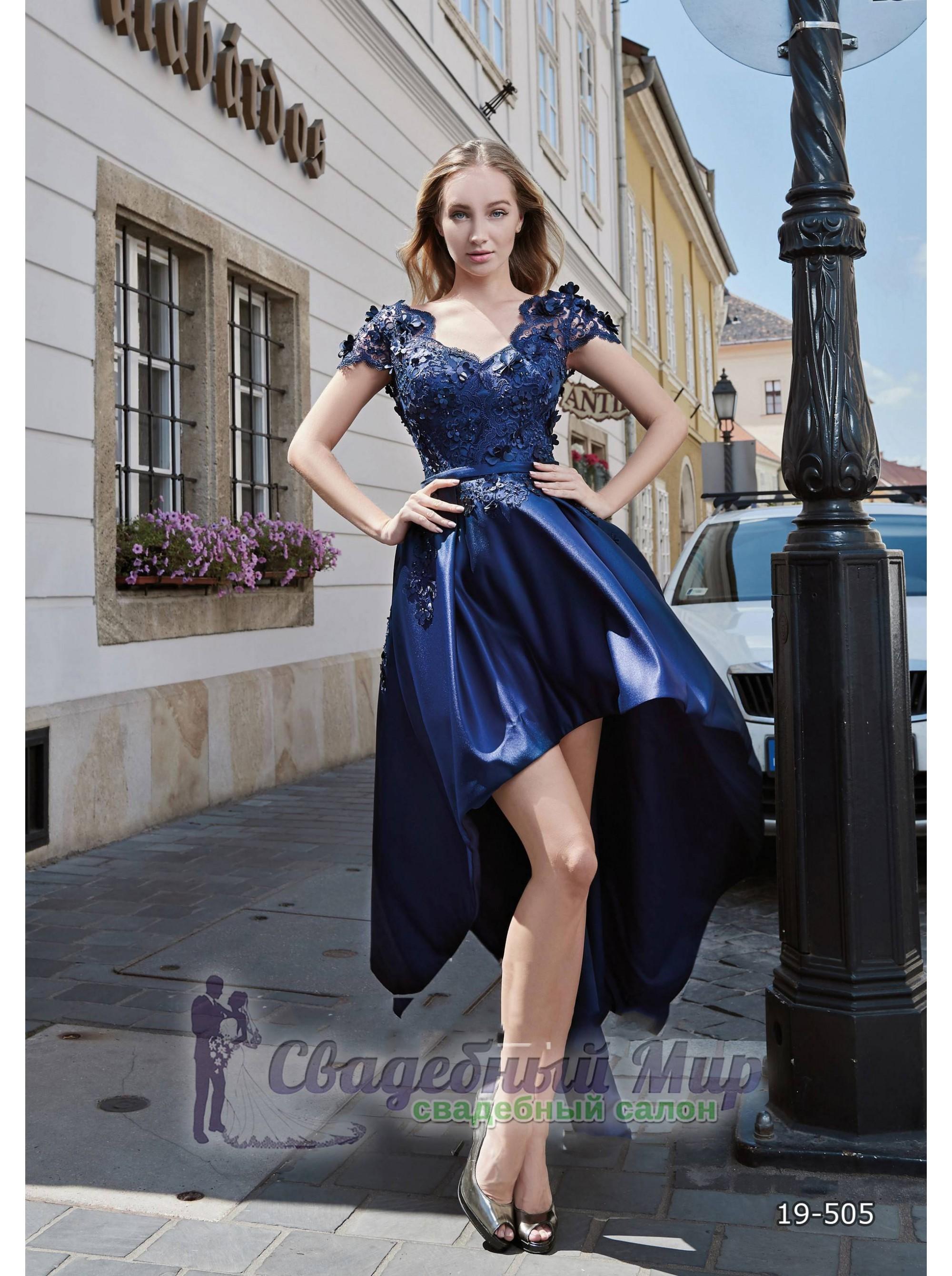 Вечернее платье 19-505